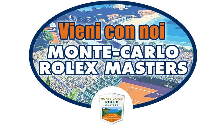 Giovedì 20 Aprile Gita al Rolex Master di Montecarlo