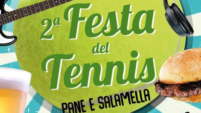 2° FESTA DEL TENNIS